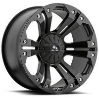 9,0*18 6*135-139,7 ET-12 106,3  BUFFALO BW-778 matte-black