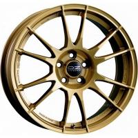 8,0*18 5*100 ET48 68  OZ Ultraleggera Race Gold