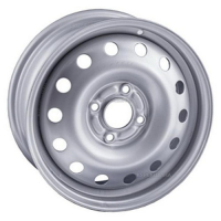 5,5*14 4*108 ET37,5 63,3  Trebl 6355T Silver