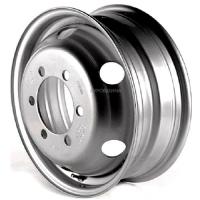 5,5*16 6*170 ET106 130  Asterro TC1607F усиленный Silver