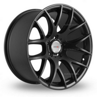 9,5*18 5*100 ET35 57,1  Vissol V-001 satin-black